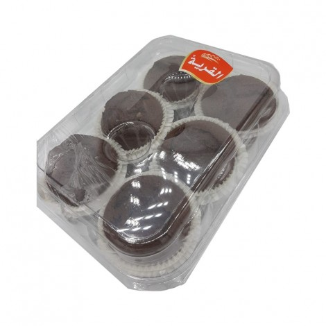 Alqarya Bakery G-Cupcake Chocolate