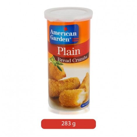 American Garden Plain Bread Crumbs - 283 gm