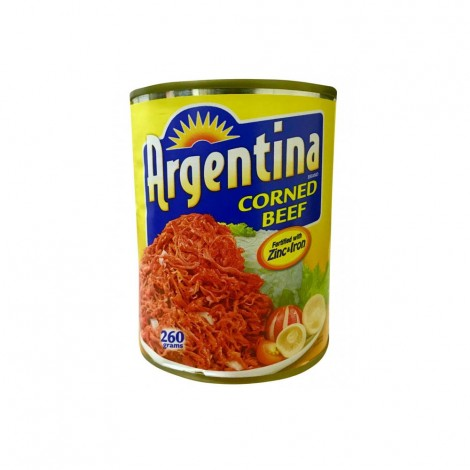 Argentina Corned Beef, 260gm