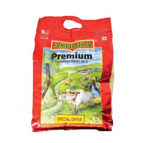 Ashoka Premium Basmati Rice 5kg