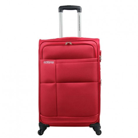 American Tourister Speed Spinner 55Cm C Red