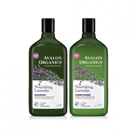 Avalon Avl Lavender Shampoo + Conditioner