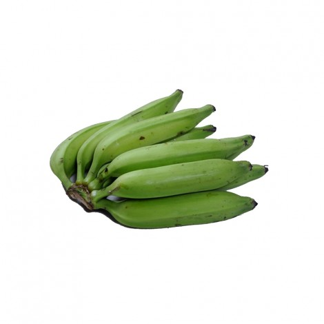 Banana Green, India, Per Kg