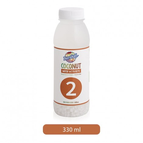 Barakat Coconut with Bits - 330 ml