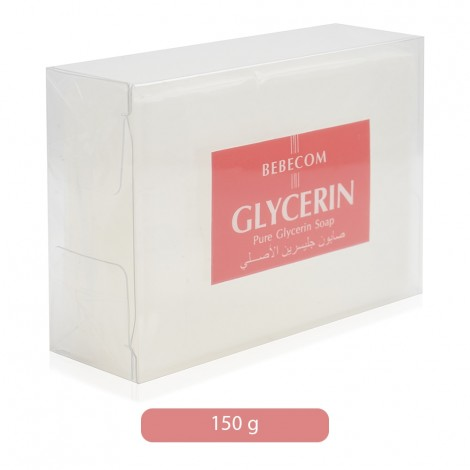Bebecom Glycerin Soap Bar - 150 g