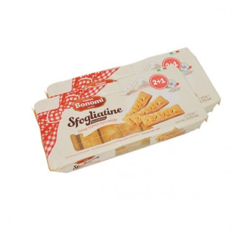Bonomi Bonomi Puff Pastry 2X135G