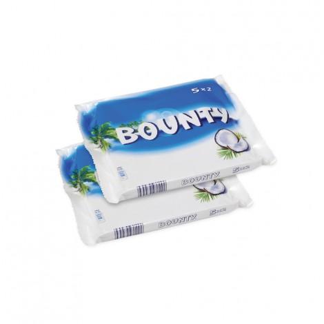 Bounty 57gm 8+2 Free