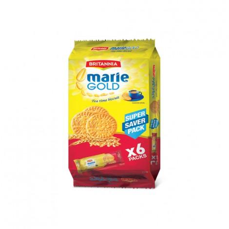Britannia Marie Gold Super Saver Pack - 6x176gm