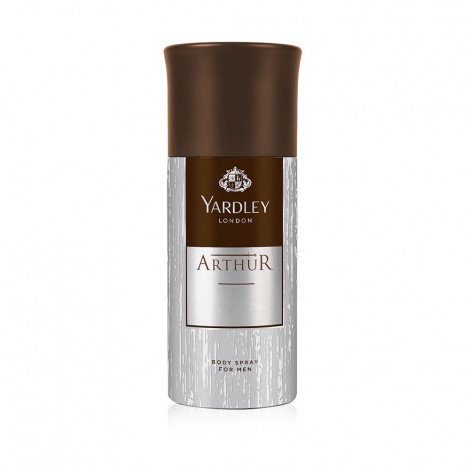 Yardley Arthur Body Spray New 150Ml