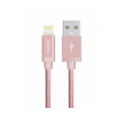 Cadyce Usb S L Cable 2M F Ipod,Iph&Ip