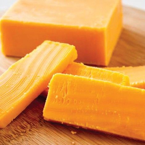 Cheddar Cheese Yellow Per Kg