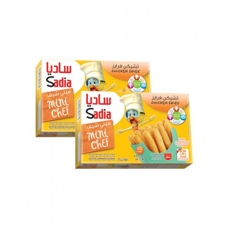 Sadia Chicken Fries Mini Chef 2x400g