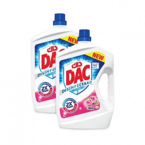 Dac Disinfectant 2X3ltr