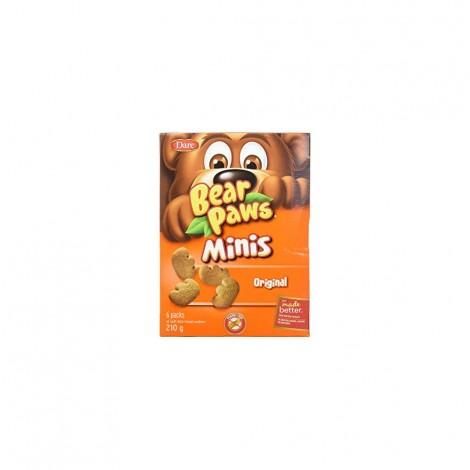 Dare bear Paws Minis Original 210 gm