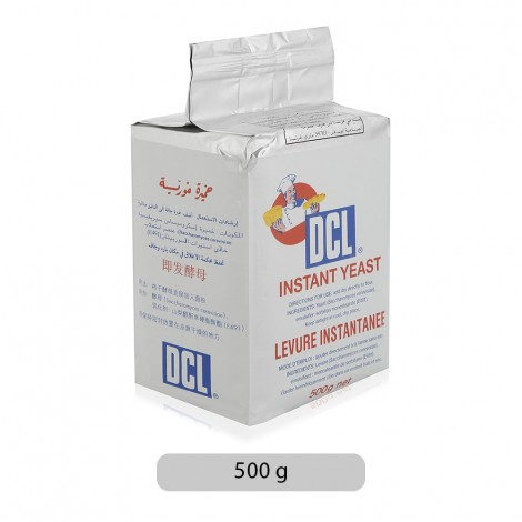 DCL Yeast Instant - 500 gm