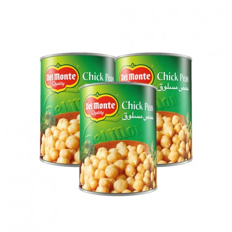 Delmonte Chick Peas, 3x400gm