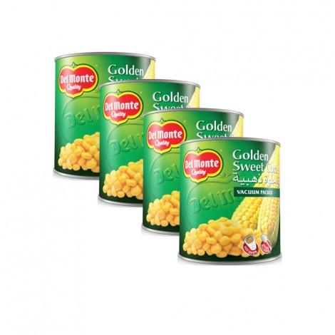 Delmonte Golden Sweet Corn - 4x180gm