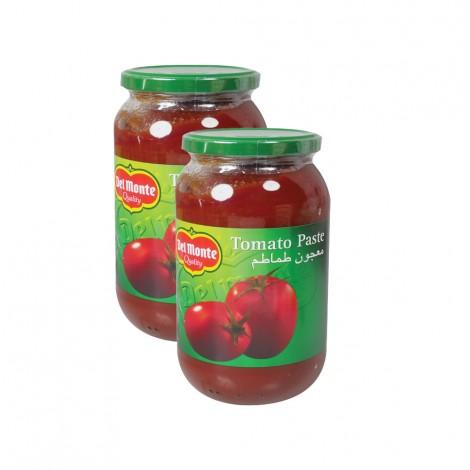 Delmonte Tomato Paste - 2x1100gm