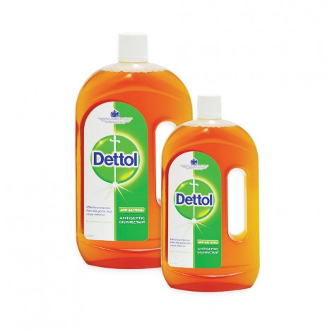 Dettol Dettol Liquid  2Lt+1Lt