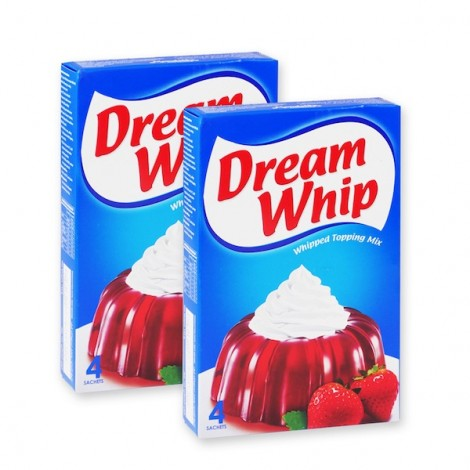 Dream Whip Dream Whip 2Pk144gm