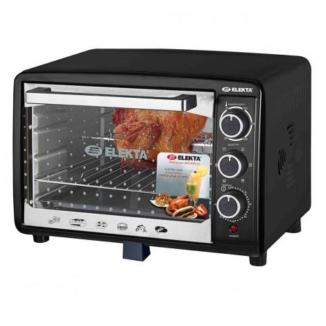 Elekta 34L Electric Oven With Rotisserie EBRO-534