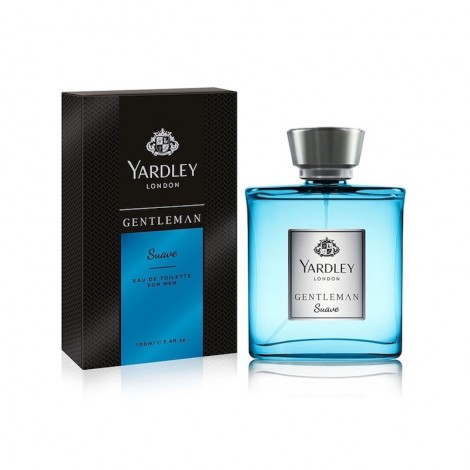 Yardley Gentleman Suave Edt 100 Ml