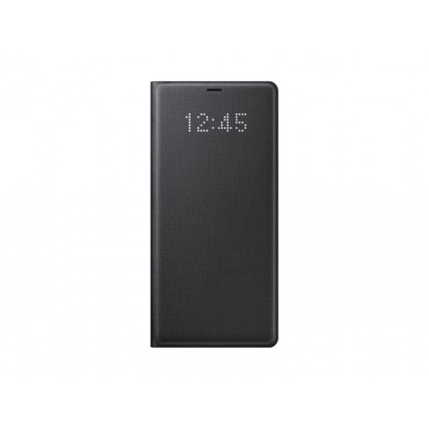 Samsung Galaxy Note8 Led View Cover Black