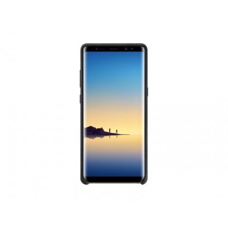 Samsung Galaxy Note8 Alcantara Cover Black