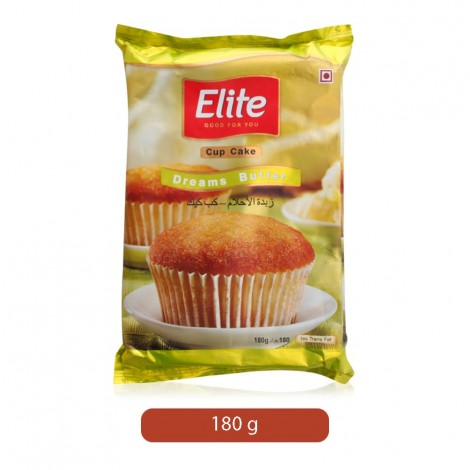 Elite Dream Butter Cup Cake - 180 g