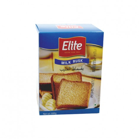 Elite Milk Rusk, 600gm