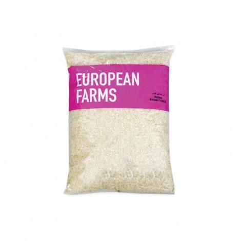 European Farms Indian Basmati Rice - 5kg