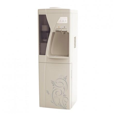 Elekta Hot & Cold Water Dispenser With Cabinet & Cup Storage EWD-727SC