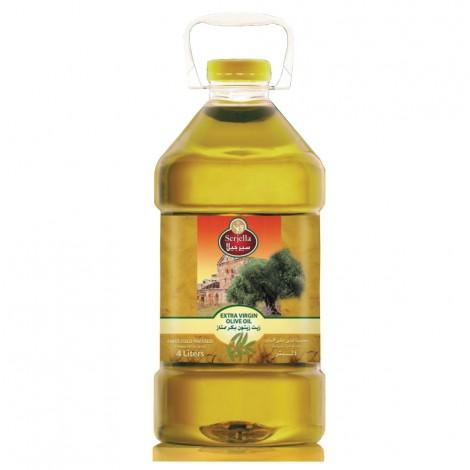 Serjella Ex/Virg Olive Oil In T