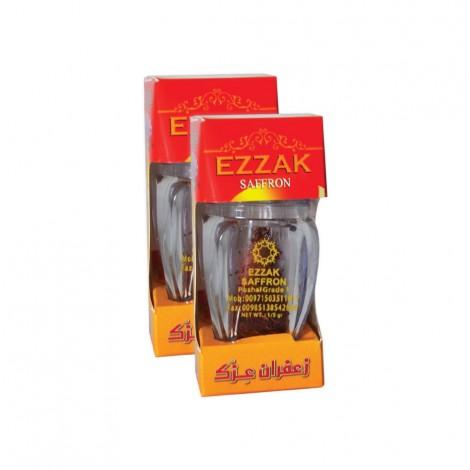 Ezzak Saffron 1.5gm 1+1Free