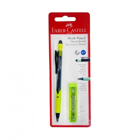 Faber Castell Shark Mechanical Pencil+Lead