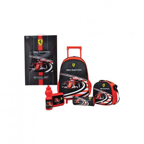 "Ferrari 5In1 16"" Trolley Set"
