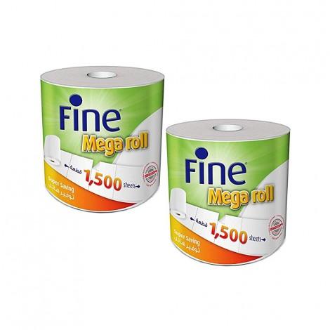Fine Hand Towel Rolls 1500Sheet