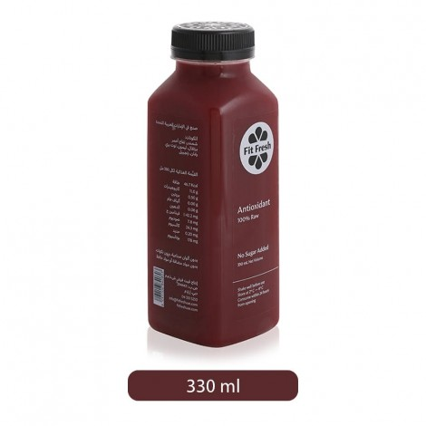 Fit Fresh Antioxidant Juice - 330 ml