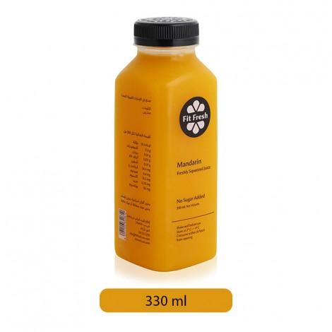 Fit Fresh Mandarin Juice - 330 ml
