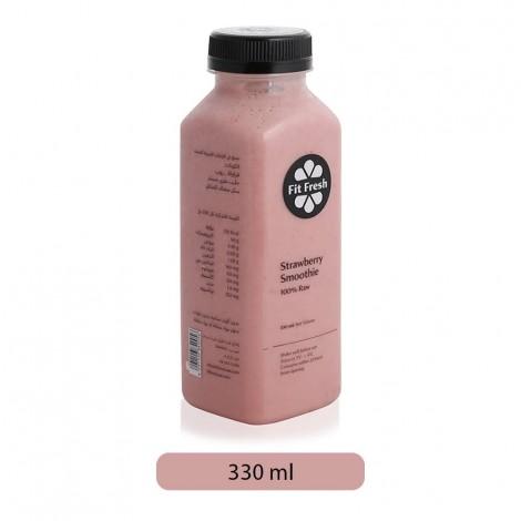 Fit Fresh Strawberry Smoothie Juice - 330 ml