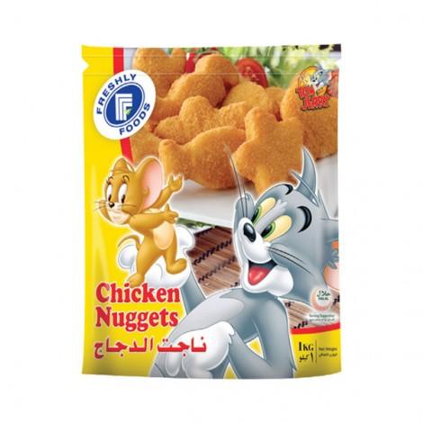 Freshly Foods Chicken Nuggets - 1Kg