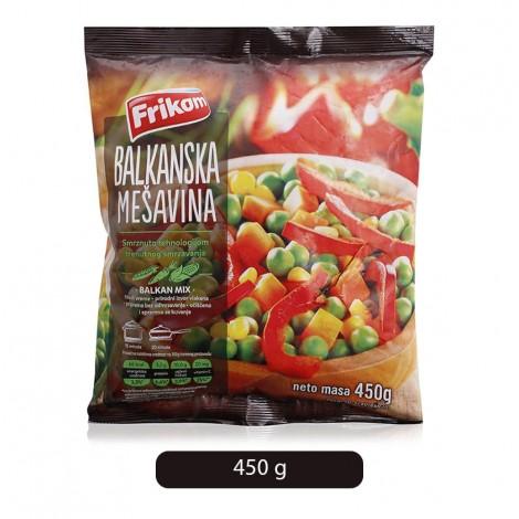 Frikom Balkan Mix Vegetables - 450 g