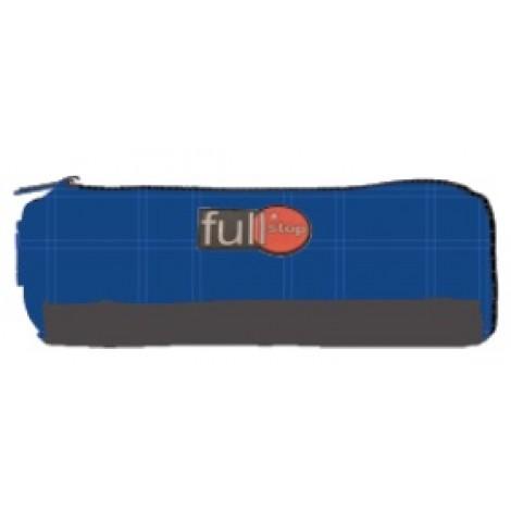 Full Stop (8240) Pencil Case Bag Blue FSSP-623-D16