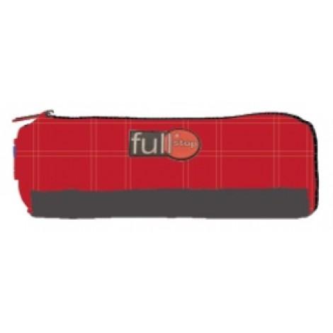 Full Stop (2078) Pencil Case Bag Color Red FCSP-623-C16