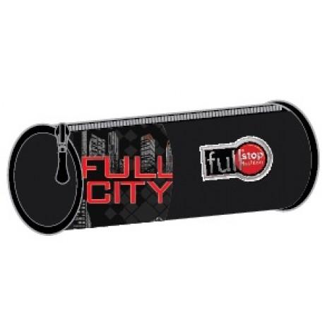 Full Stop (7517) Pencil Case Bag Full City FHSP-623-C16