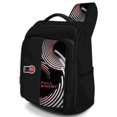 "Full Stop (7432) School Bag 17"" Full Smart FHBB-509-B16"