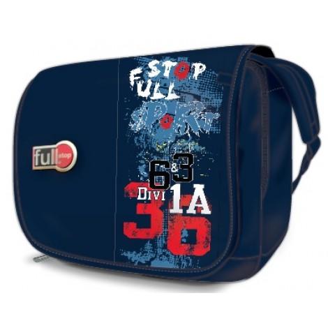 Full Stop (7401) School Bag Sport Time Messenger FHBM-702-A1