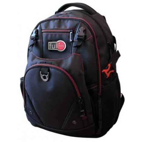 Full Stop (8004) School Bag BackPack  Black 2 B-1125-A16