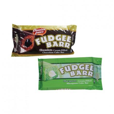 Fudgee Barr Cake 2Pc Assorted - 2x380gm