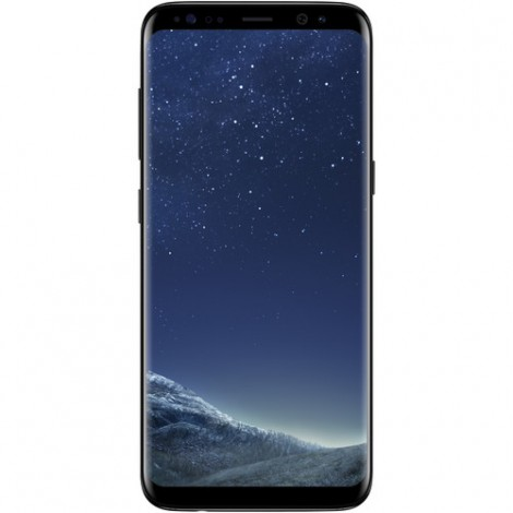 Samsung Galaxy S8 Dual Sim 64GB Black SM-G950FZKDXSG